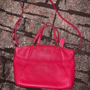 Red Coach purse!